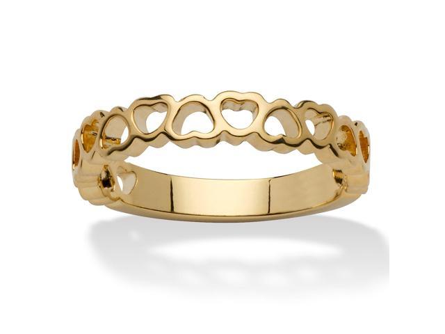 PalmBeach Jewelry 14k Yellow Gold-Plated