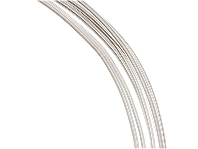1 Oz 7.5Ft Silver Filled Wire 16 Ga Round Dead Soft (1 Ounce Coil)