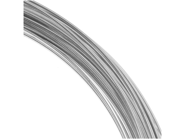 Stainless Steel Round Wire 20 Gauge 6 Meters (19.7Ft)