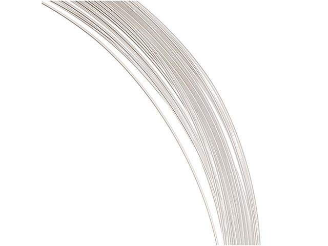 1 Oz 48 Ft 99.9% Fine Silver Wire 24 Ga Round Dead Soft