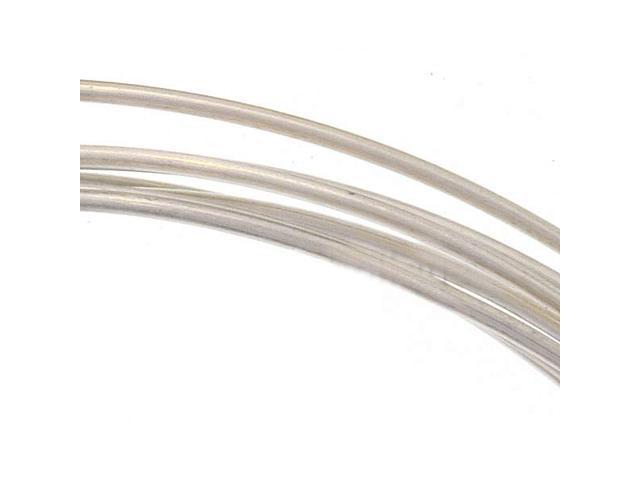 Sterling Silver Wire 20 Gauge Round Half Hard (5 Ft)