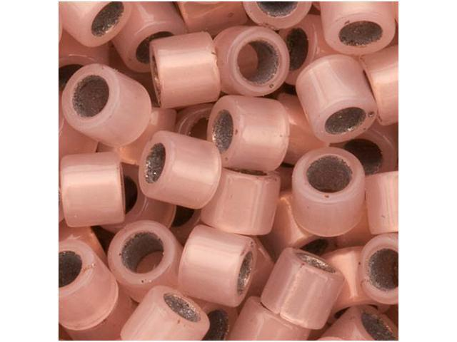 Delica Seed Bead 15/0 Copper Lined Rose Dbs191 4Gr
