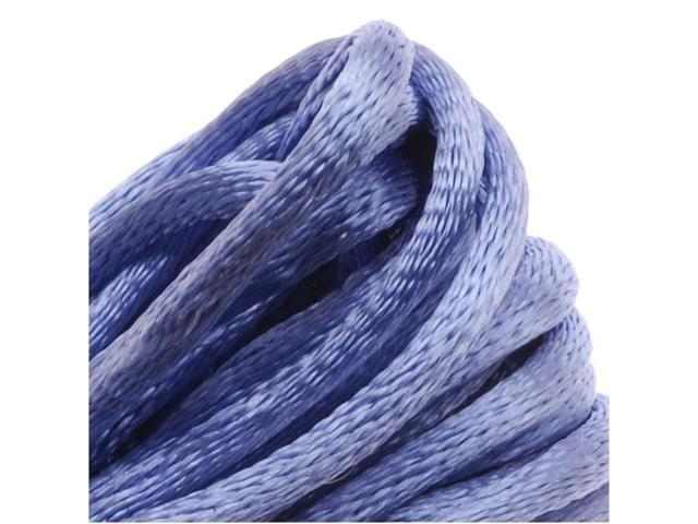 Rayon Satin Rattail 2mm Cord - Knot & Braid - Periwinkle Purple (6 Yards)