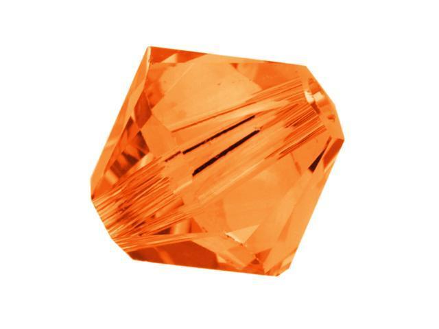 Swarovski Crystal, #5328 Bicone Beads 5mm, 20 Pieces, Sun