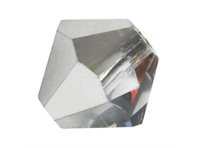 Preciosa Czech Bicone Beads 4mm Crystal Volcano (50)