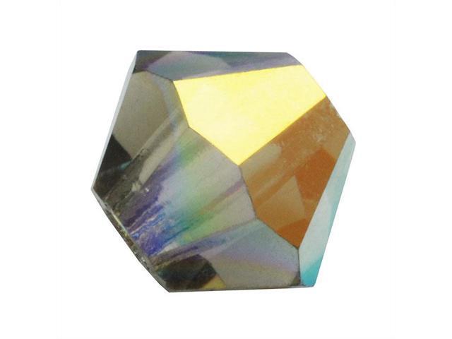 Czech Crystal Bicone Beads 4mm