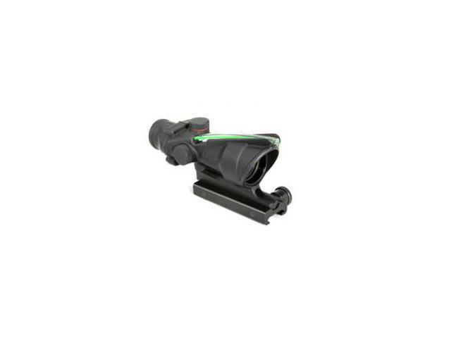 Trijicon ACOG 4x32 Scope, Dual Illuminated Green Horseshoe / Dot 6.8 Ballistic Reticle
