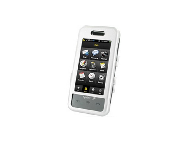 Silver Hard Metal Aluminum Protector Case For Samsung Instinct M800
