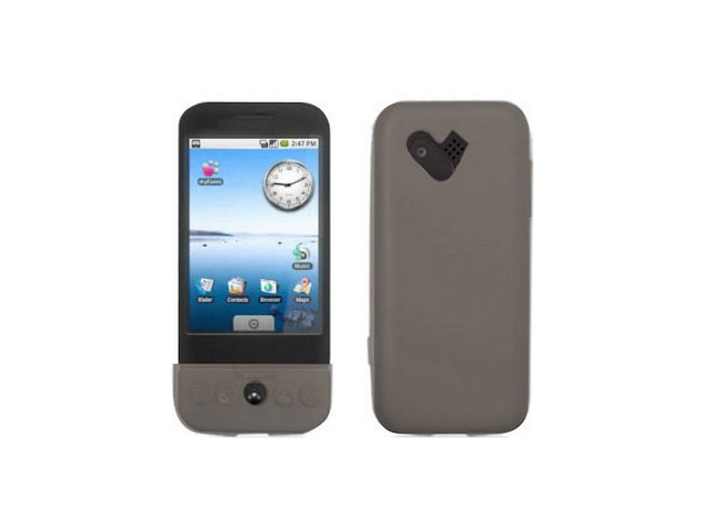 Smoke Protective Silicone Cover Case For T-Mobile G1