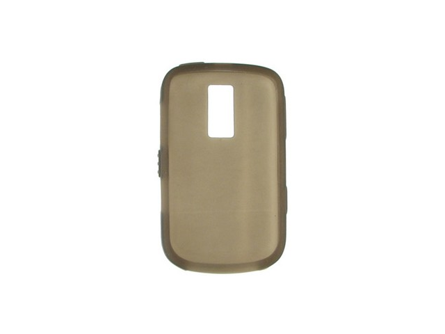 Smoke Silicone Protector Cover Case For BlackBerry Bold 9000