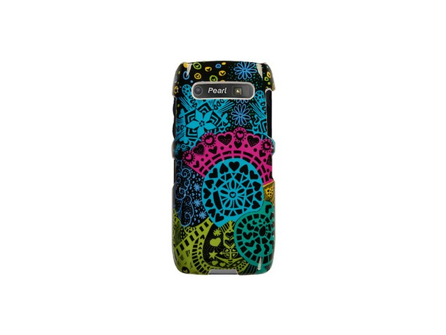 Reinforced Plastic Phone Design Cover Case Love Fair For BlackBerry Pearl 3G