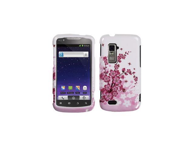 Spring Flowers Image Hard Plastic Phone Cover Case for ZTE Anthem 4G N910