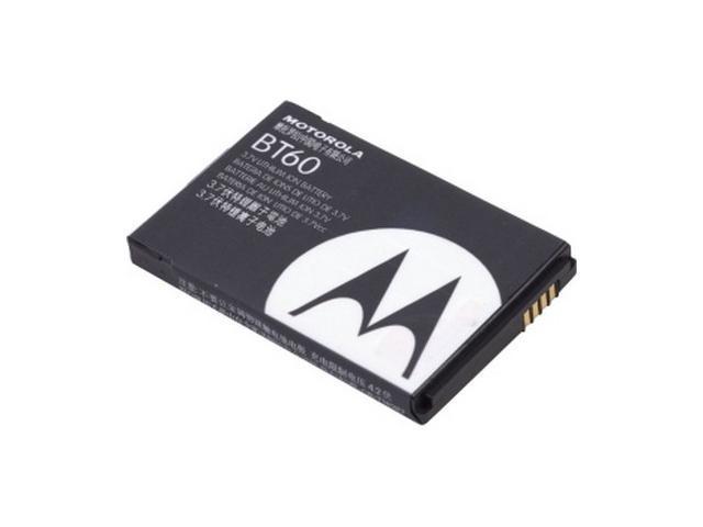 Original Motorola BT60 1100mAh Lithium Li-Ion Standard Battery OEM SNN5782B for Motorola ic902 / Q9c / Q9h / Q9m / FLIPOUT ...