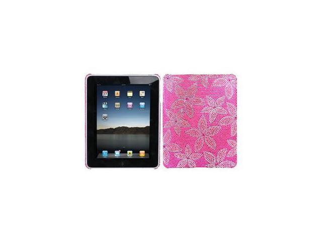 Hard Plastic Diamante Sun Dance Tablet Protector for Apple iPad (1st Generation)