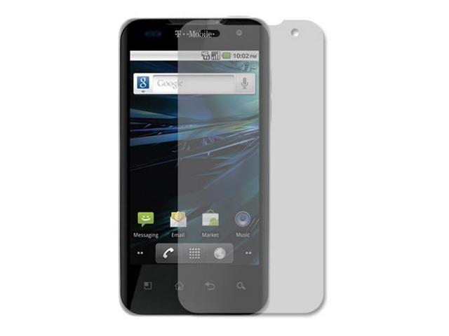 Skinomi TechSkin Screen Protector Film for T-Mobile G2X