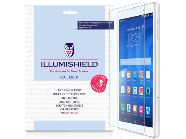 Huawei MediaPad T2 10.0 Pro Screen Protector (10.1)[1-Pack], iLLumiShield Blue Light Screen Protector for Huawei MediaPad T2 10.0 Pro HD Shield with Anti-Bubble & Anti-Fingerprint UV-Filter Film