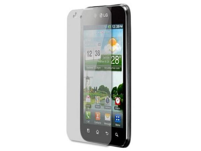 Skinomi Clear Transparent Screen Protector Film Cover Shield for LG Marquee