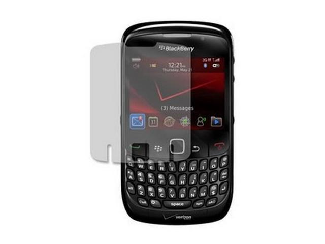 Skinomi TechSkin Screen Protector Film for BlackBerry Curve 8530,8520