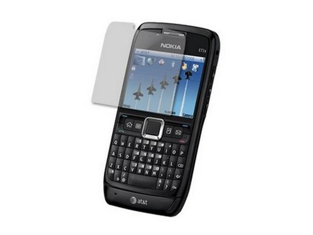 Skinomi TechSkin Screen Protector Film for Nokia E71x