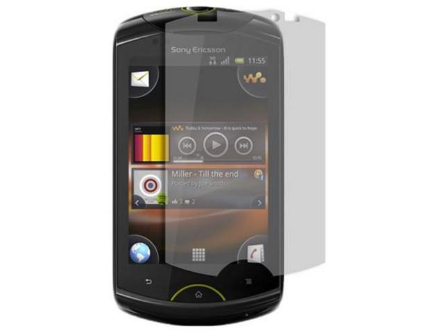 Skinomi Ultra Clear LCD Screen Protector Super Shield for Sony Ericsson Live