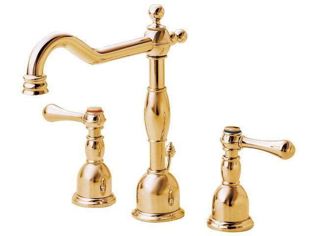 danze d304057bs opulence widespread lavatory faucet satin black