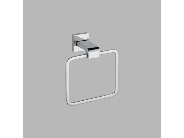 Delta-77546 Arzo, Towel Ring, Chrome