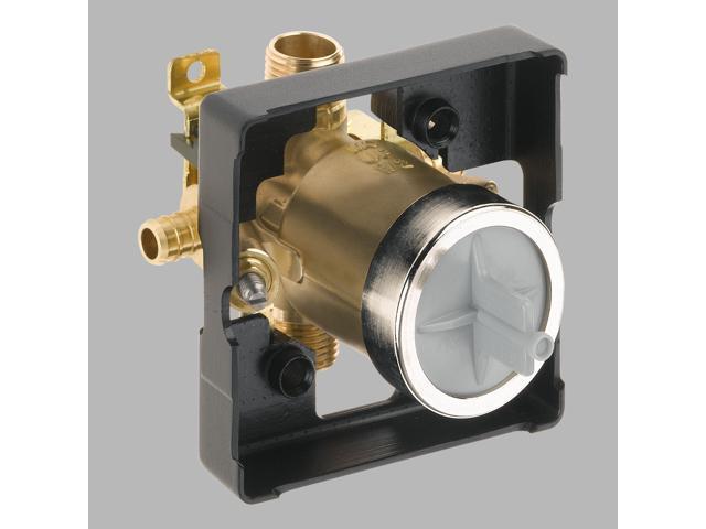 delta r10000 pxws multichoice r universal tub and shower valve body. Black Bedroom Furniture Sets. Home Design Ideas