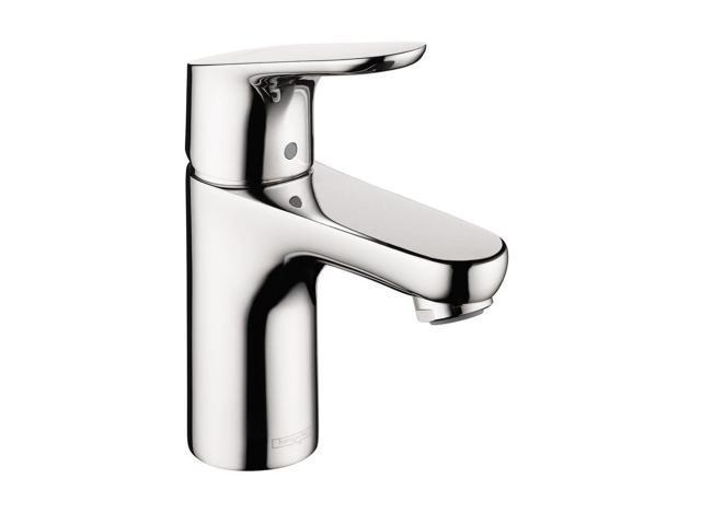 Hansgrohe 4371000 Focus 100 Single-Hole 1-Handle Low Arc Bathroom ...