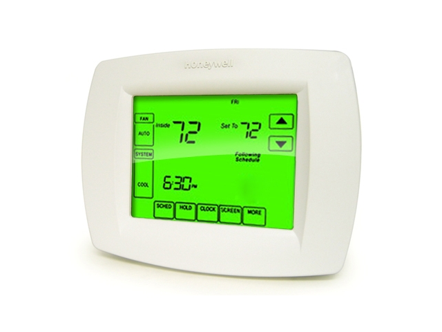 honeywell 6000 programmable thermostat manual