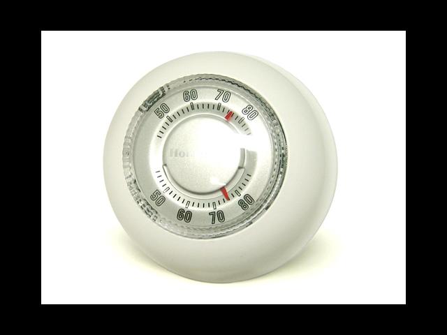 Honeywell T-Stat Heat Only Mercury Free HONEYWELL CONSUMER Thermostats T87K1007