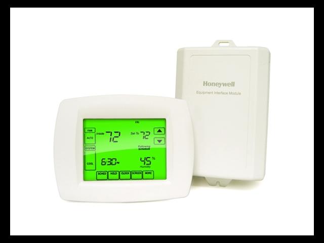 Honeywell Touch Screen Universal Programmable Digital T-Stat HONEYWELL CONSUMER
