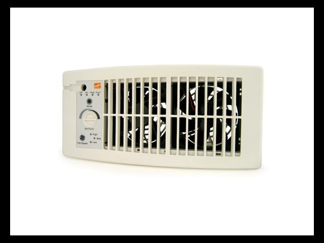 Suncourt HC500 Flush Mount Register Booster - White