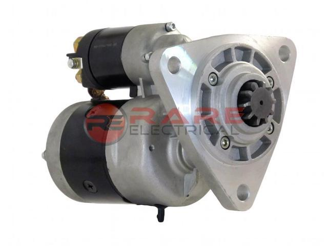 12V GEAR REDUCTION STARTER MOTOR FITS BELARUS TRACTOR 400A 400AN 405A 405AN