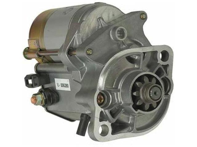 STARTER MOTOR FITS KUBOTA TRACTOR L225 L2350DT L2350F L245 15501-63010 15501-63011 15501-63012
