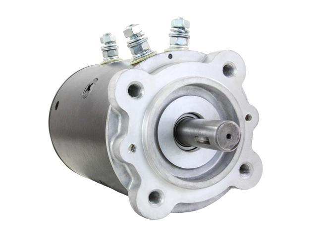 motor fits ramsey winch 12v bi directional mbj4407 2 5hp