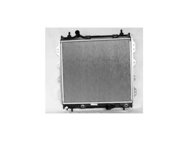 RADIATOR ASSEMBLY FITS CHRYSLER 01-09 2.4L L4 2429CC 148CC 8012298 9908 CR37001A 5017404AB 5017404AD 3109 REA41-2298A