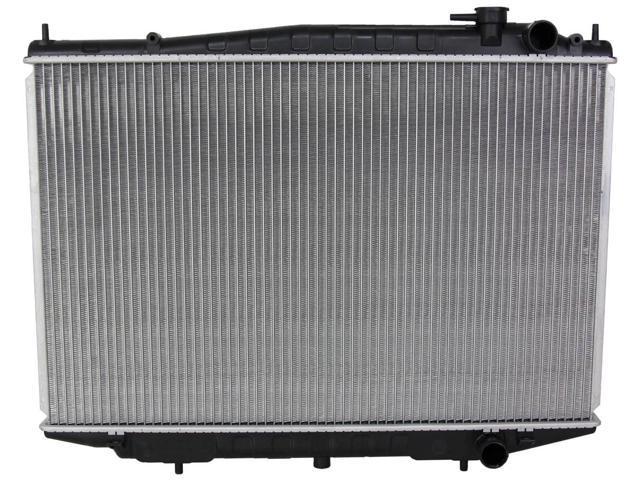 RADIATOR ASSEMBLY FITS NISSAN 98-04 FRONTIER XTERRA 2.4L 3.3L L4 V6 2389CC 3275CC 2696 21410-9Z010 NI3010108 7150 CU2215