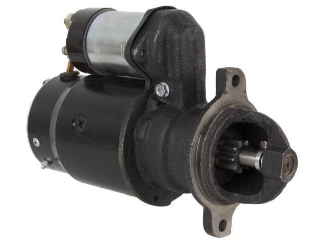 12V 9T STARTER MOTOR FITS CLARK FORKLIFT CF25 CFY60 CT20 CT30 CT40 1109086 999665