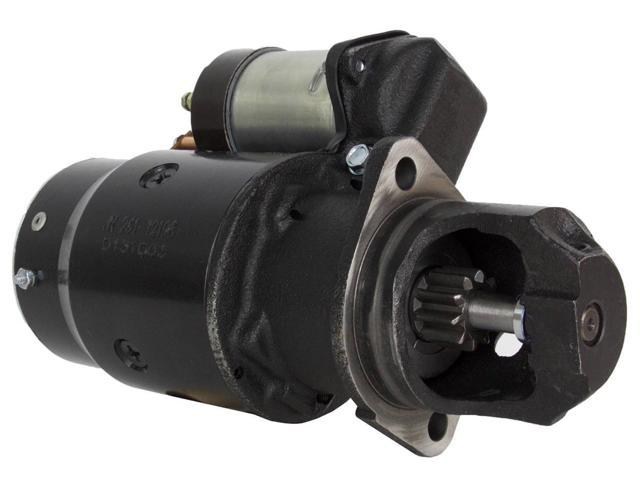 12V 10T STARTER MOTOR FITS JOHN DEERE TRACTOR 401A 401B 401C 401D TY1465 AT18025