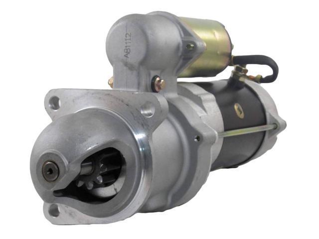 12V 10T STARTER MOTOR FITS 1983-85 PERKINS 4.236 ENGINE 0-23000-2000 1998389