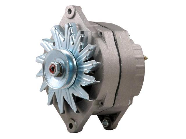 OEM TYPE ISOLATED GROUND CUCV 12 VOLT 100 AMP ALTERNATOR FITS 10459234 1105500 321-744