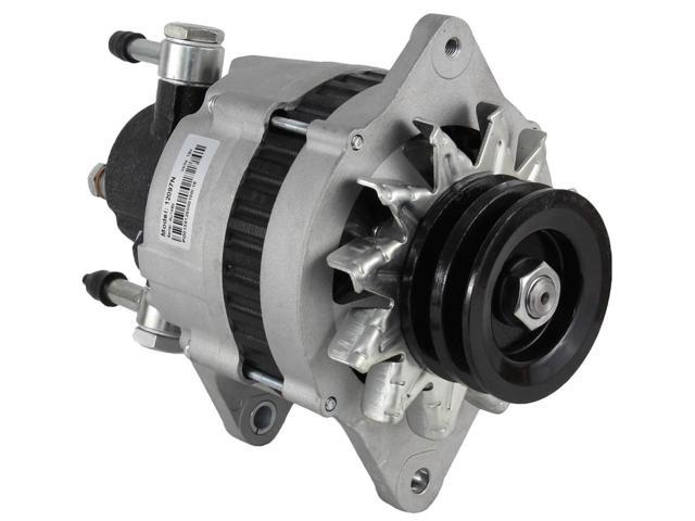alternator fits isuzu npr 3 9 turbo diesel w vac pump 2912760000 alternator fits isuzu npr 3 9 turbo diesel w vac pump 2912760000 8970237331