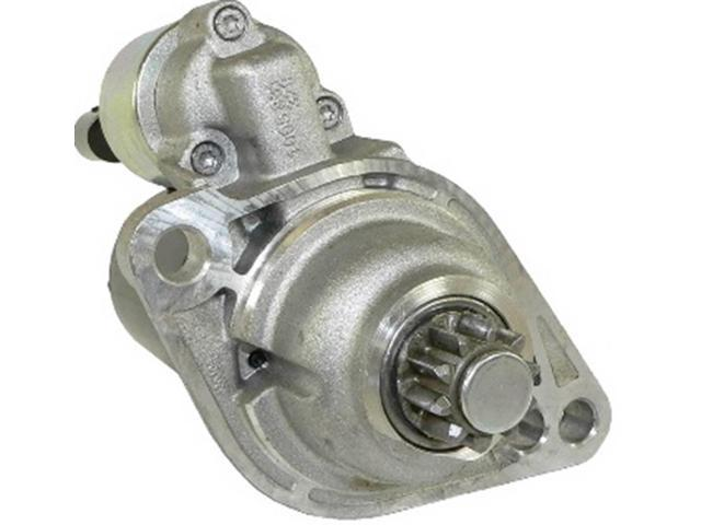 STARTER MOTOR FITS 05 06 07 08 09 VOLKSWAGEN JETTA 2.5 2006-09 BEETLE RABBIT MANUAL