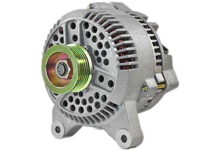 HIGH AMP ALTERNATOR FITS 97-01 FORD F-SERIES TRUCK 5.4