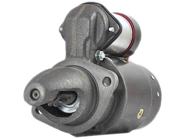 12 VOLT STARTER FITS MASSEY FERGUSON TRACTOR TO20 TO30 TO35 181-541-M91 10461661