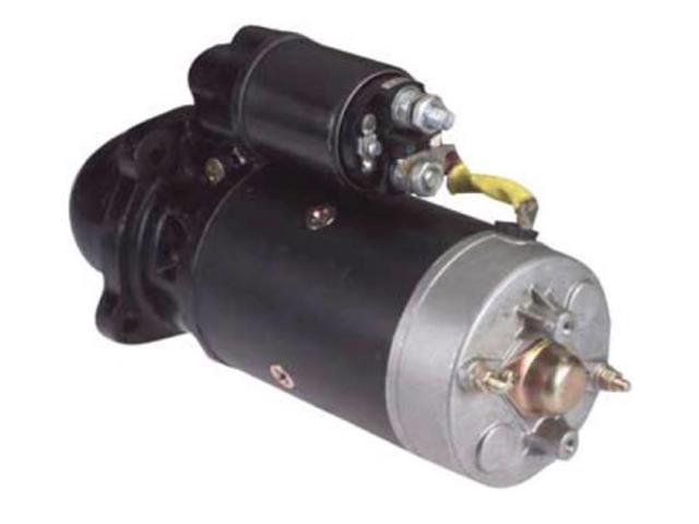 12V STARTER FITS JOHN DEERE POWER UNIT CD3029DF CD4039DF CD4045T 0001359029