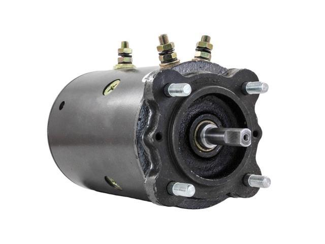 new ramsey winch motor 12v bi directional mbj4407 2 5hp