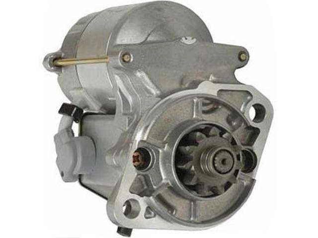 STARTER MOTOR FITS KUBOTA TRACTOR M4500DC 55.5 HP S2600 028000-6250 9722809-107