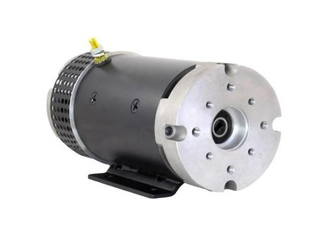 Hydraulic pump motor fits yale material handling units for Hydraulic pump motor combination