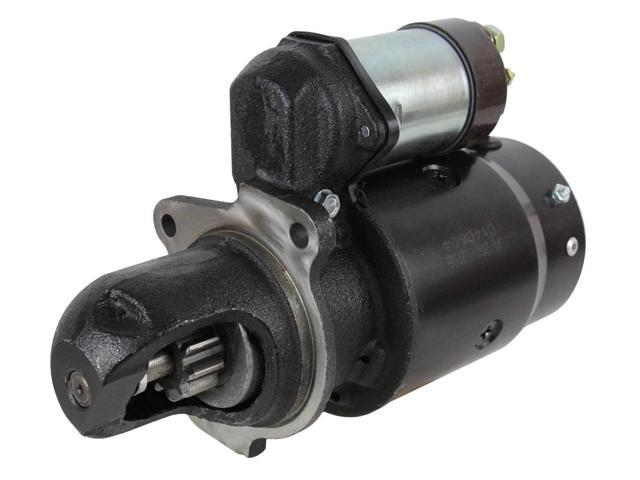 STARTER MOTOR FITS HYSTER ROLLER C-350A 1108447 1109097 3T8191 695324 6F6848